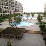 Apartments at the Samra Bay Compound, Hurghada
