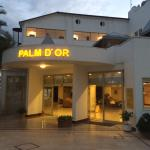 Palm D'or Hotel, Side