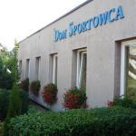 Dom Sportowca,  Zgorzelec
