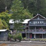 Hotel Pictures: Rugged Point Lodge, Kyuquot