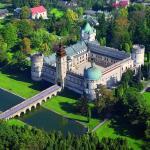 Zamek w Krasiczynie, Krasiczyn
