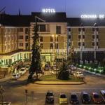 Hotel Coroana de Aur,  Bistriţa