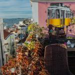 Alfama Patio Hostel, Lisbon