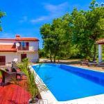 Villa Alvona, Labin