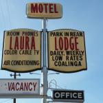 Laura Lodge, Coalinga