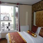Hôtel des Buttes Chaumont, Paris