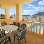 Hotel Pictures: Apartment with views, terrace in Alicante, Casas de Torrat