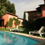 Casa Rosada, Lucignano