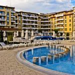 Rogala Apartments in Royal Sun Complex, Sunny Beach