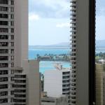 Great Studio with View in Waikiki, Honolulu