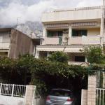 Apartmani Bašković, Makarska