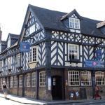 Tudor House Hotel,  Market Drayton