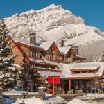 Banff Ptarmigan Inn,  Banff