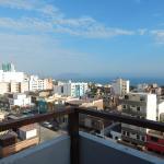 Mini Penthouse con Vista al Oceano Pacifico, Lima