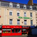 Hotel Terminus, Saint Malo