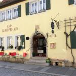 Hotel Gerberhaus, Rothenburg ob der Tauber