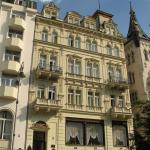 Lázeňský Hotel Tosca, Karlovy Vary