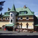 Hotel Gradl, Železná Ruda