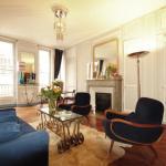 Apartment Danielle Casanova - 2 adults, Paris