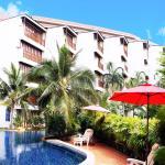 The Oriental Tropical Beach at VIP Resort, Ban Phe