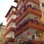 Musti Apart Hotel, Alanya