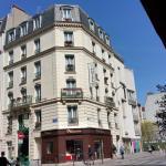 Moulin Vert, Paris