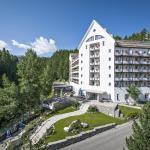 Hotel Pictures: Hotel Schweizerhof Sils-Maria, Sils Maria