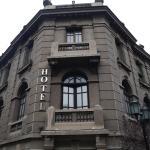 Hotel Paris Londres, Santiago