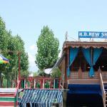 New Sherin Houseboats, Srinagar