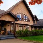 Hotel Pictures: Auberge Les Jardins Inn-Motel Le Brayon & Chalets, Edmundston