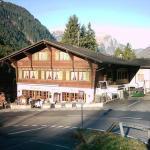 Hotel Stalden,  Lütschental