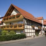 Hotel Pictures: Brauner Hirsch, Hannoversch Münden