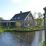 Bed and breakfast Hoeve Spoorzicht, Papekop
