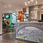 Hotel Alpha Paris Tour Eiffel by Patrick Hayat, Boulogne-Billancourt