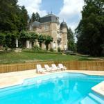 Hotel Pictures: Le Château De Frétoy, Tintry