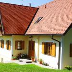 Hotellikuvia: Ferienhaus Eichberg, Leutschach