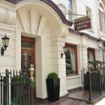 Carlton Hotel, London