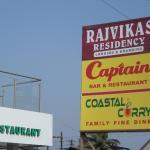 Hotel Rajvikas Residency, Sheva