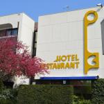 酒店图片: Hotel Les 3 Cles, 让布卢