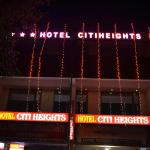 Hotel Citi Heights, Chandīgarh