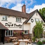 The Dog & Doublet Inn,  Stafford
