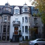 Gingerbread Manor, Montréal
