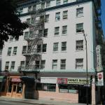 Admiral Hotel, San Francisco