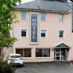 Hotel First Rodez,  Rodez