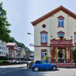 Hotel Monpti, Heidelberg