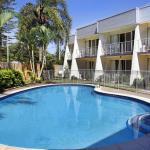 Fotografie hotelů: Yamba Sun Motel, Yamba