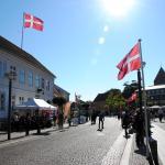 Hotel Pictures: Kaffehuset Møn Bed & Breakfast, Stege