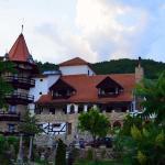 Castelul Lupilor,  Chimindia