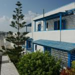 Pension Ocean View,  Naxos Chora