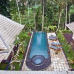 Villa Junjungan Resort Pool & Spa, Ubud